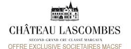 Château Lascombes – boutique en ligne Logo