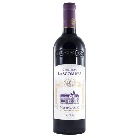 BouteilleChateauLascombes2016-450450
